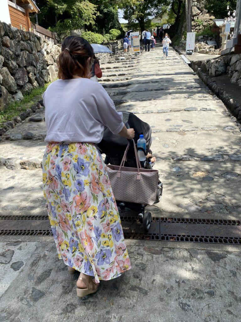 犬山城までの道のり